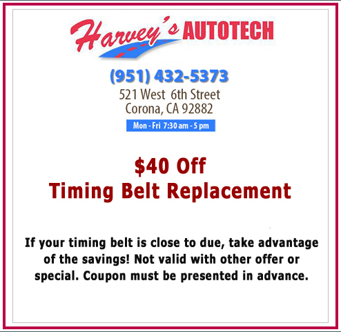 40 Off Timing Belt Replacement